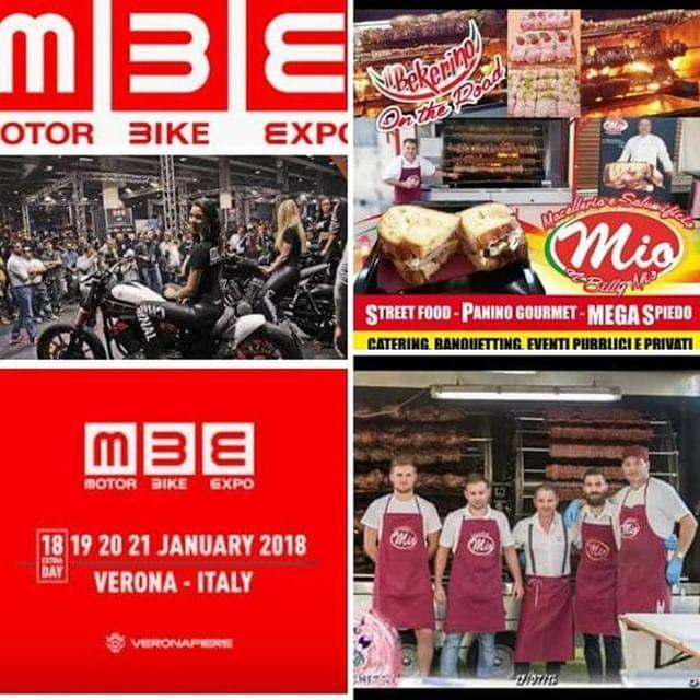 Bekerino on the road e motor bike expo